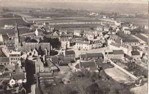 Le bourg en 1956